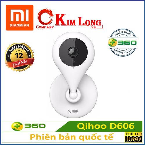 Camera quan sát Qihoo 360 IP Wifi FHD 1080P hồng ngoại Bản Quốc Tế D606 - Aurora phân phối - 7490650 , 14083993 , 15_14083993 , 790000 , Camera-quan-sat-Qihoo-360-IP-Wifi-FHD-1080P-hong-ngoai-Ban-Quoc-Te-D606-Aurora-phan-phoi-15_14083993 , sendo.vn , Camera quan sát Qihoo 360 IP Wifi FHD 1080P hồng ngoại Bản Quốc Tế D606 - Aurora phân phối