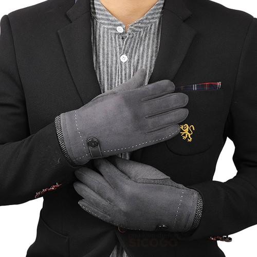 Găng tay cảm ứng nam Sicogo