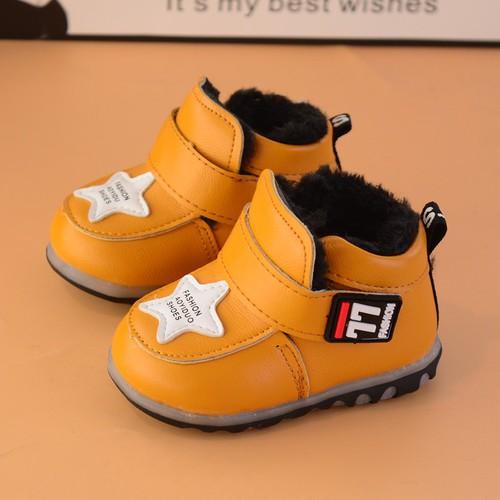Giầy boot thể thao tập đi cho bé trai bé gái cao cổ lót lông 77 - 7485744 , 14080997 , 15_14080997 , 150000 , Giay-boot-the-thao-tap-di-cho-be-trai-be-gai-cao-co-lot-long-77-15_14080997 , sendo.vn , Giầy boot thể thao tập đi cho bé trai bé gái cao cổ lót lông 77