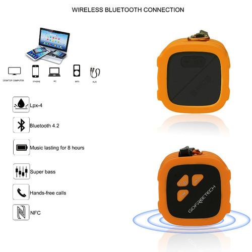 Loa Bluetooth GoFreeTech GFT-B001 - Vàng
