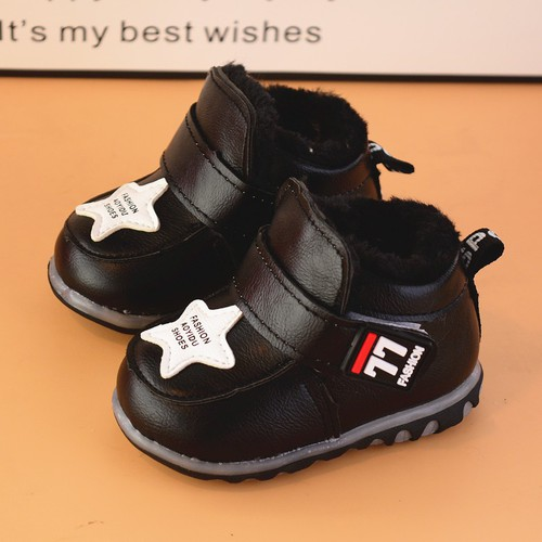 Giầy boot thể thao tập đi cho bé trai bé gái cao cổ lót lông 77 - 7485729 , 14080973 , 15_14080973 , 150000 , Giay-boot-the-thao-tap-di-cho-be-trai-be-gai-cao-co-lot-long-77-15_14080973 , sendo.vn , Giầy boot thể thao tập đi cho bé trai bé gái cao cổ lót lông 77