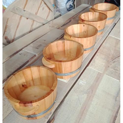 Chậu gỗ làm nail ngâm tay chân bé rửa mặt chậu làm móng - 4511677 , 14073794 , 15_14073794 , 320000 , Chau-go-lam-nail-ngam-tay-chan-be-rua-mat-chau-lam-mong-15_14073794 , sendo.vn , Chậu gỗ làm nail ngâm tay chân bé rửa mặt chậu làm móng