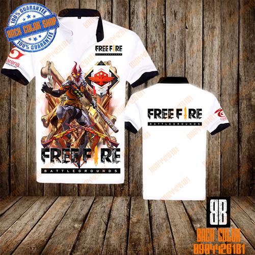 Áo Free Fire - Áo Thun Free Fire - #aofreefire - 4647011 , 14090495 , 15_14090495 , 119000 , Ao-Free-Fire-Ao-Thun-Free-Fire-aofreefire-15_14090495 , sendo.vn , Áo Free Fire - Áo Thun Free Fire - #aofreefire