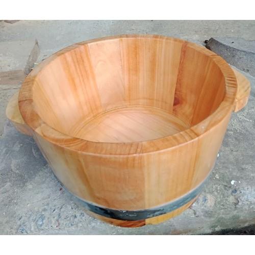 Chậu ngâm chân gỗ thông nhật cao cấp có hạt matxa hàng đẹp nhất - 7474898 , 14074317 , 15_14074317 , 470000 , Chau-ngam-chan-go-thong-nhat-cao-cap-co-hat-matxa-hang-dep-nhat-15_14074317 , sendo.vn , Chậu ngâm chân gỗ thông nhật cao cấp có hạt matxa hàng đẹp nhất