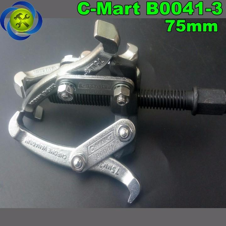 Cảo ba chấu C-Mart B0041-3 75mm 1