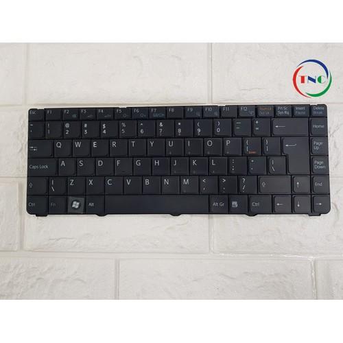 Bàn Phím Laptop Sony Vaio NR NS VGN-NR VGN-NS VGN NR NS Màu ĐEN Nhập Khẩu - Chất Lượng Cao