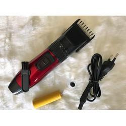 Tông đơ cắt tóc sử dụng pin sạc