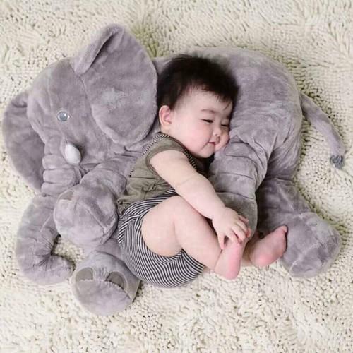 Gối ôm hình con voi cho bé - 7497880 , 14088452 , 15_14088452 , 185000 , Goi-om-hinh-con-voi-cho-be-15_14088452 , sendo.vn , Gối ôm hình con voi cho bé