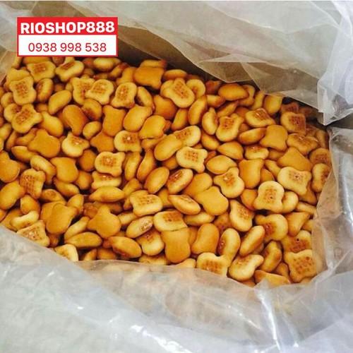 Bánh gấu nhân kem Thiên Hồng 1kg