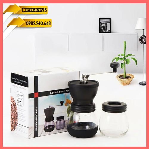 Máy xay cà phê bằng tay - máy xay cà phê - máy xay cafe