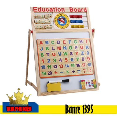 Bảng tính 2 mặt đa năng kèm bộ chữ số bằng gỗ gắn nam châm - 4511650 , 14073745 , 15_14073745 , 229000 , Bang-tinh-2-mat-da-nang-kem-bo-chu-so-bang-go-gan-nam-cham-15_14073745 , sendo.vn , Bảng tính 2 mặt đa năng kèm bộ chữ số bằng gỗ gắn nam châm