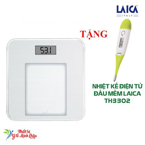 Cân sức khỏe điện tử Laica PS1036 + Tặng kèm 1 Nhiệt kế điện tử Laica TH3302 đầu mềm - 7488588 , 14082744 , 15_14082744 , 533250 , Can-suc-khoe-dien-tu-Laica-PS1036-Tang-kem-1-Nhiet-ke-dien-tu-Laica-TH3302-dau-mem-15_14082744 , sendo.vn , Cân sức khỏe điện tử Laica PS1036 + Tặng kèm 1 Nhiệt kế điện tử Laica TH3302 đầu mềm