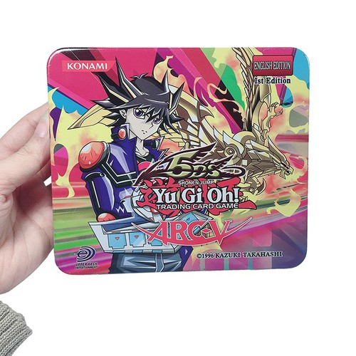Bộ Thẻ bài Magic Yugioh Hộp Sắt - 7490603 , 14083913 , 15_14083913 , 137000 , Bo-The-bai-Magic-Yugioh-Hop-Sat-15_14083913 , sendo.vn , Bộ Thẻ bài Magic Yugioh Hộp Sắt