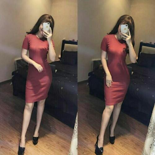 Đầm ôm bozip