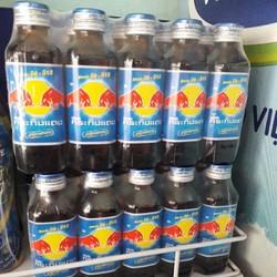 Combo 10 chai nước tăng lực Bò cụng Thái Lan