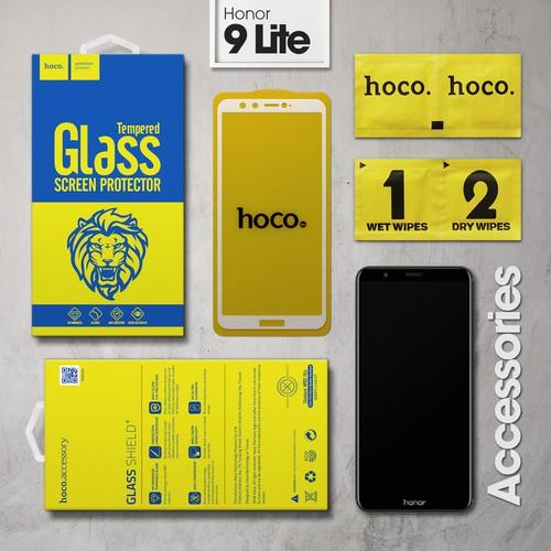Cường lực Huawei Honor 9 Lite Full Hoco trắng