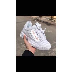 giầy thể thao nữ trắng