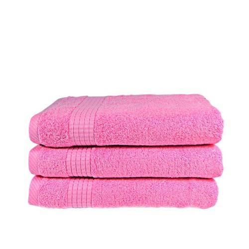 01 khăn mặt khách sạn, spa cotton Mollis FM3L 34 x 78 cm