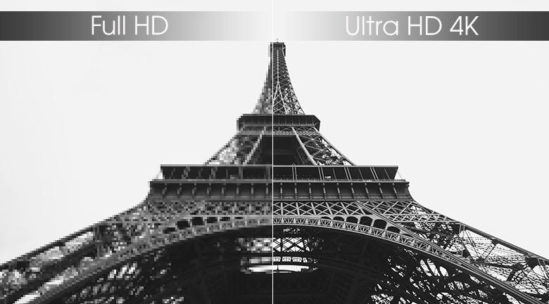 Ultra HD 4K - Smart Tivi TCL 4K 55 inch L55P65-UF