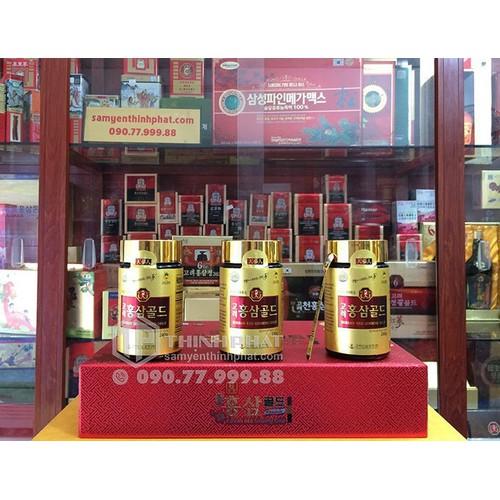 Cao hồng sâm Hàn Quốc 6 năm tuổi hộp 3 lọ x 240g - 4648708 , 14103724 , 15_14103724 , 1650000 , Cao-hong-sam-Han-Quoc-6-nam-tuoi-hop-3-lo-x-240g-15_14103724 , sendo.vn , Cao hồng sâm Hàn Quốc 6 năm tuổi hộp 3 lọ x 240g
