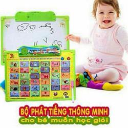 Bảng chữ cái điện tử tiện dụng cho các bé học tập - TẶNG KÈM PIN