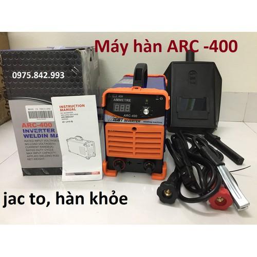 Máy hàn ARC 400-Máy hàn điện tử Thái lan