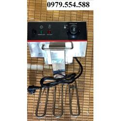 Đầu bếp chiên nhúng điện ETON có cầu chì chống giật