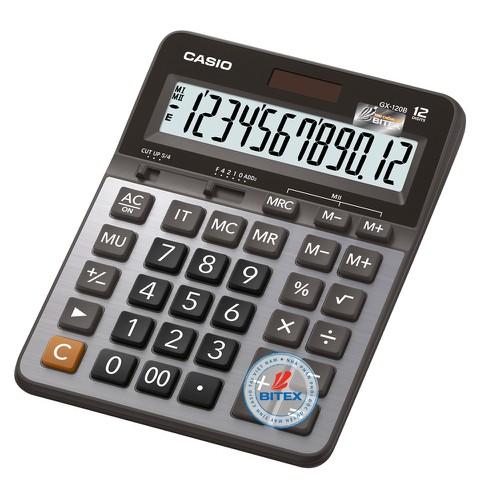 Máy tính Casio GX-120B - 7884748 , 14103129 , 15_14103129 , 499000 , May-tinh-Casio-GX-120B-15_14103129 , sendo.vn , Máy tính Casio GX-120B