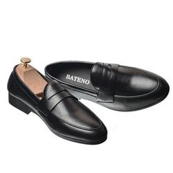 Giày lười Tây Bateno lịch lãm GL33