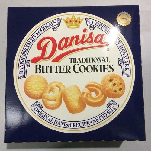 Bánh Danisa 681g