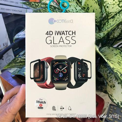 Cường lực Apple Watch Coteetci chính hãng size 40mm, 44mm
