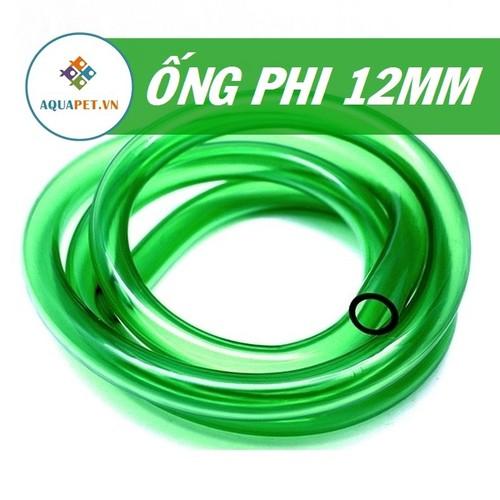 2 mét ống nhựa phi 12mm