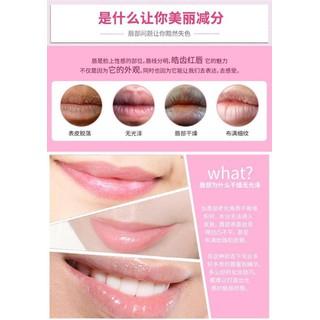 Combo 10 Mặt nạ môi BIOAQUA Collagen Nourish Lips Membrane Mask dưỡng mềm mịn làm hồng môi - HX1010 - HX1010 8