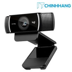 Webcam Logitech C922 Pro Stream - HÀNG CHÍNH HÃNG