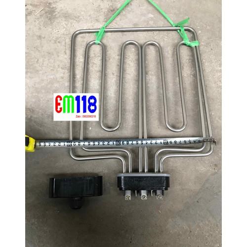 Điện trở thay thế cho tủ cơm công nghiệp 12KW 380V