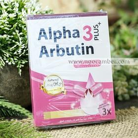 Vĩ kích trắng da Alpha Arbutin - BD0031