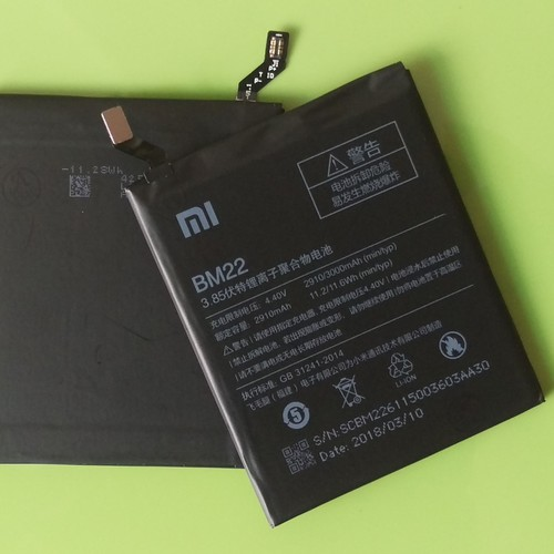 Pin Zin cho điện thoại Xiaomi Mi 5 BM22 Hàng Nhập Khẩu