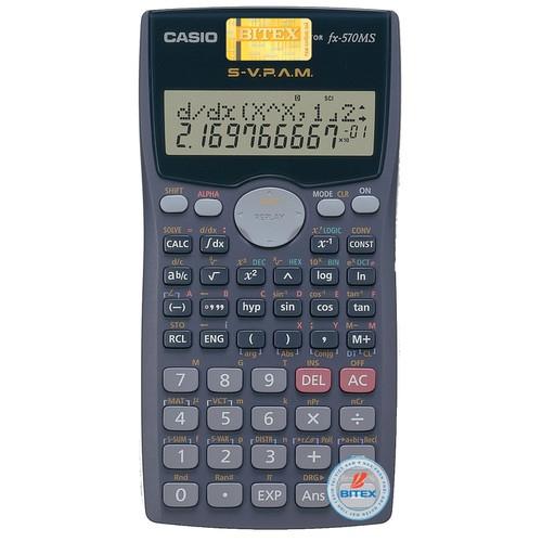 Máy tính Casio FX-570MS - 10963471 , 14116905 , 15_14116905 , 399000 , May-tinh-Casio-FX-570MS-15_14116905 , sendo.vn , Máy tính Casio FX-570MS