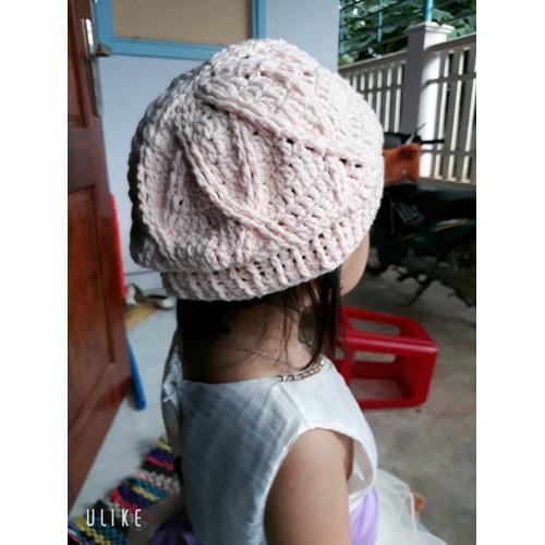 Mũ nồi handmade