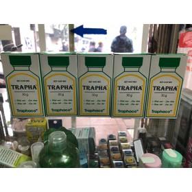 5 lọ bột khử mùi Trapha - 5 lọ bột khử mùi Trapha