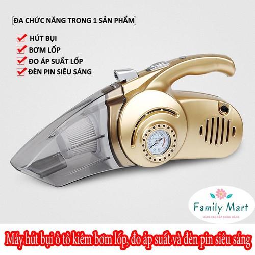 Máy hút bụi ô tô kiêm bơm lốp, đo áp suất và đèn pin siêu sáng đa chức năng - 7885081 , 14115009 , 15_14115009 , 389000 , May-hut-bui-o-to-kiem-bom-lop-do-ap-suat-va-den-pin-sieu-sang-da-chuc-nang-15_14115009 , sendo.vn , Máy hút bụi ô tô kiêm bơm lốp, đo áp suất và đèn pin siêu sáng đa chức năng