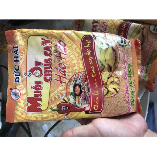 muối ớt chua cay hảo hảo 500g - 7506515 , 14121589 , 15_14121589 , 35000 , muoi-ot-chua-cay-hao-hao-500g-15_14121589 , sendo.vn , muối ớt chua cay hảo hảo 500g