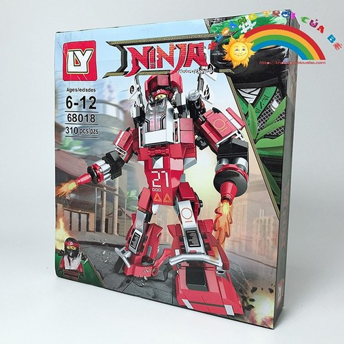 Lắp Ghép Ninja 68018