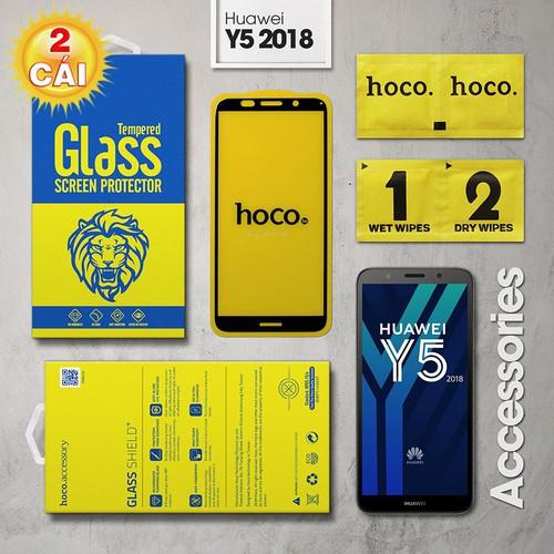 Combo 2 kính cường lực Huawei Y5 2018 Full Hoco đen - 10965767 , 14122559 , 15_14122559 , 155000 , Combo-2-kinh-cuong-luc-Huawei-Y5-2018-Full-Hoco-den-15_14122559 , sendo.vn , Combo 2 kính cường lực Huawei Y5 2018 Full Hoco đen