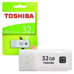 USB 3.0 Toshiba Hayabusa U301 32GB - Trắng