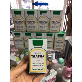 10 lọ Bột khử mùi Trapha - 10 lọ Bột khử mùi Trapha