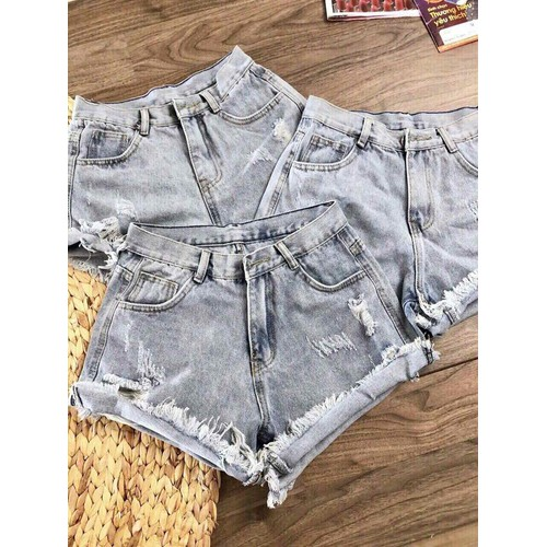 Quần short jean nữ kiểu hot - 10966814 , 14124854 , 15_14124854 , 105000 , Quan-short-jean-nu-kieu-hot-15_14124854 , sendo.vn , Quần short jean nữ kiểu hot