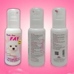 Nước hoa cho chó mèo - Fay Internity