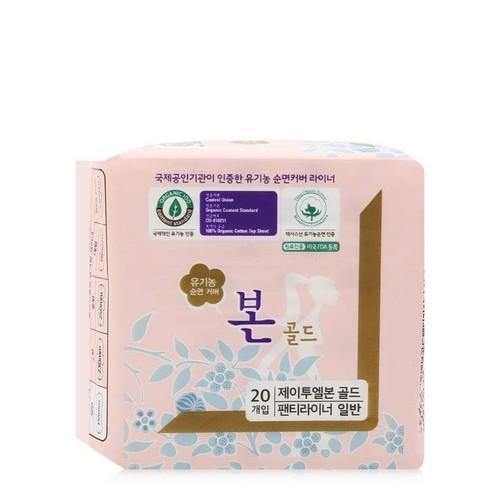 Băng vệ sinh hàng ngày hữu cơ Gold Bon Hàn Quốc - 7897299 , 14134544 , 15_14134544 , 55000 , Bang-ve-sinh-hang-ngay-huu-co-Gold-Bon-Han-Quoc-15_14134544 , sendo.vn , Băng vệ sinh hàng ngày hữu cơ Gold Bon Hàn Quốc
