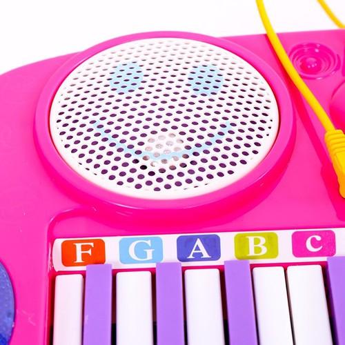 Đàn Organ điện tử kèm Micro cho bé yêu phát triển trí não - 10971612 , 14135882 , 15_14135882 , 298400 , Dan-Organ-dien-tu-kem-Micro-cho-be-yeu-phat-trien-tri-nao-15_14135882 , sendo.vn , Đàn Organ điện tử kèm Micro cho bé yêu phát triển trí não